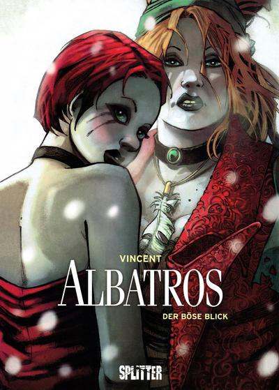 Cover for Albatros (Splitter Verlag, 2007 series) #2 - Der böse Blick