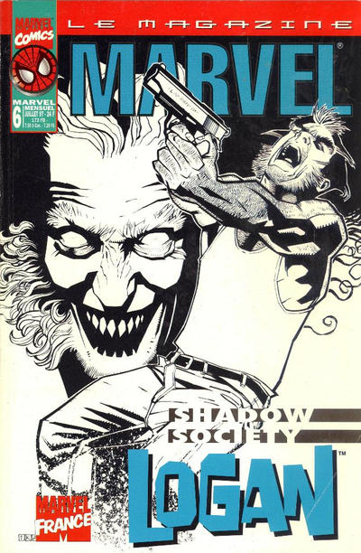 Cover for Marvel (Panini France, 1997 series) #6
