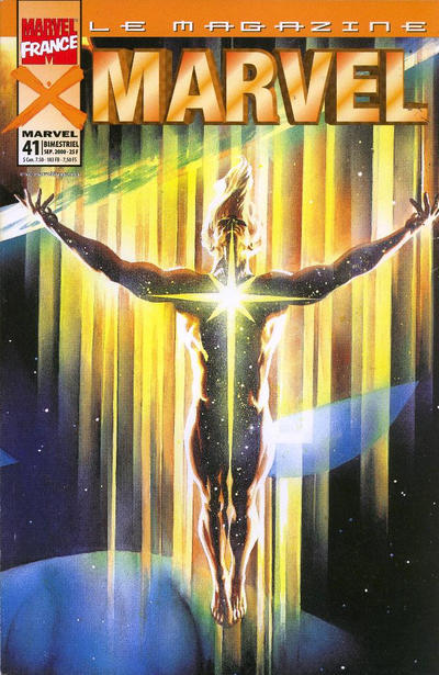 Cover for Marvel (Panini France, 1997 series) #41