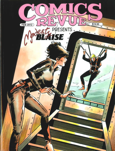 Cover for Comics Revue (Manuscript Press, 1985 series) #309-310
