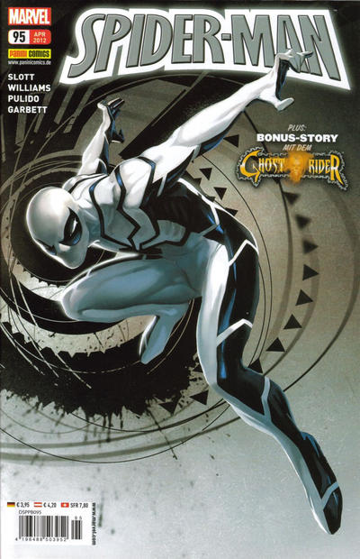 Cover for Spider-Man (Panini Deutschland, 2004 series) #95