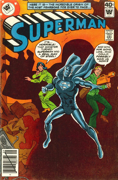 Cover for Superman (DC, 1939 series) #339