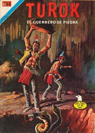 Cover for Turok (Editorial Novaro, 1969 series) #119