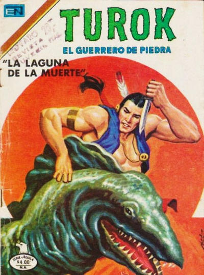 Cover for Turok (Editorial Novaro, 1969 series) #202