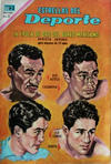 Cover for Estrellas del Deporte (Editorial Novaro, 1965 series) #31