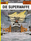 Cover for L. Frank (Kult Editionen, 2008 series) #8 - Die Superwaffe