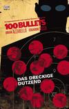 Cover for 100 Bullets (Panini Deutschland, 2007 series) #12 - Das dreckige Dutzend