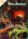 Cover for Vidas Ilustres (Editorial Novaro, 1956 series) #42