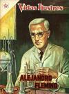 Cover for Vidas Ilustres (Editorial Novaro, 1956 series) #48