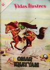 Cover for Vidas Ilustres (Editorial Novaro, 1956 series) #57