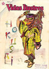 Cover for Vidas Ilustres (Editorial Novaro, 1956 series) #66