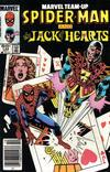 Cover for Marvel Team-Up (Marvel, 1972 series) #134 [Newsstand]