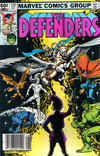 Cover for The Defenders (Marvel, 1972 series) #122 [Newsstand]