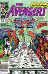 Cover Thumbnail for The Avengers (1963 series) #240 [Newsstand Edition]