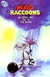 Cover for Mad Raccoons (MU Press, 1991 series) #4
