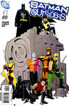Cover Thumbnail for Batman and the Outsiders (2007 series) #1 [Ryan Sook Variant]
