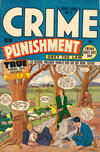 Cover for Crime and Punishment (Superior Publishers Limited, 1948 ? series) #6