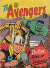 Cover for The Avengers (Horwitz, 1965 series) #1