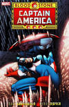 Cover for Captain America: The Bloodstone Hunt (Marvel, 1993 series)  [2nd printing]