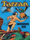 Cover for Tarzan album (Atlantic Forlag, 1977 series) #1 - Tarzan gavenummer 1978