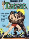 Cover for Tarzan album (Atlantic Forlag, 1977 series) #[1/1978] - Tarzan samlealbum 1978