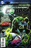 Cover for Green Lantern Corps (DC, 2011 series) #7 [Direct Sales]