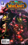 Cover for World of Warcraft (DC, 2008 series) #1 [Samwise Didier Cover Variant]