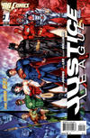 Cover Thumbnail for Justice League (2011 series) #1 [Second Printing]