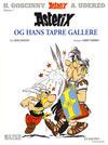 Cover for Asterix (Hjemmet / Egmont, 1969 series) #1 - Asterix og hans tapre gallere [12. opplag]