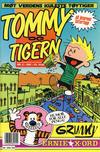 Cover for Tommy og Tigern (Bladkompaniet / Schibsted, 1989 series) #3/1991