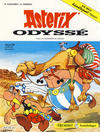 Cover Thumbnail for Asterix (1969 series) #26 - Asterix' odyssé [3. opplag]