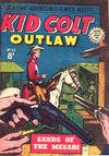 Cover for Kid Colt Outlaw (Horwitz, 1952 ? series) #32