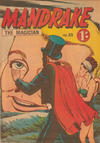Cover for Mandrake the Magician (Yaffa / Page, 1964 ? series) #35