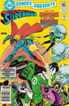 Cover for DC Comics Presents (DC, 1978 series) #60 [Canadian]
