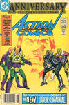 Cover Thumbnail for Action Comics (1938 series) #544 [Canadian]