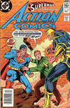 Cover Thumbnail for Action Comics (1938 series) #538 [Canadian Newsstand]