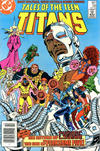Cover for Tales of the Teen Titans (DC, 1984 series) #58 [Canadian Sales Edition]