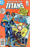 Cover for Tales of the Teen Titans (DC, 1984 series) #59 [Canadian Newsstand]