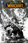 Cover for World of Warcraft (DC, 2008 series) #2 [Second Printing]