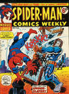 Cover for Spider-Man Comics Weekly (Marvel UK, 1973 series) #55