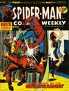 Cover for Spider-Man Comics Weekly (Marvel UK, 1973 series) #57