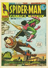 Cover for Spider-Man Comics Weekly (Marvel UK, 1973 series) #33
