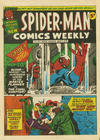 Cover for Spider-Man Comics Weekly (Marvel UK, 1973 series) #27