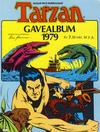 Cover for Tarzan album (Atlantic Forlag, 1977 series) #[2/1978] - Tarzan gavealbum 1979