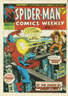 Cover for Spider-Man Comics Weekly (Marvel UK, 1973 series) #41