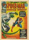 Cover for Spider-Man Comics Weekly (Marvel UK, 1973 series) #39