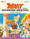 Cover Thumbnail for Asterix (1969 series) #8 - Olympisk mester! [4. opplag]