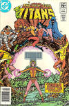 Cover Thumbnail for The New Teen Titans (1980 series) #30 [Canadian]
