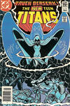 Cover Thumbnail for The New Teen Titans (1980 series) #31 [Canadian]