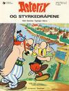 Cover Thumbnail for Asterix (1969 series) #10 - Asterix og styrkedråpene [4. opplag]